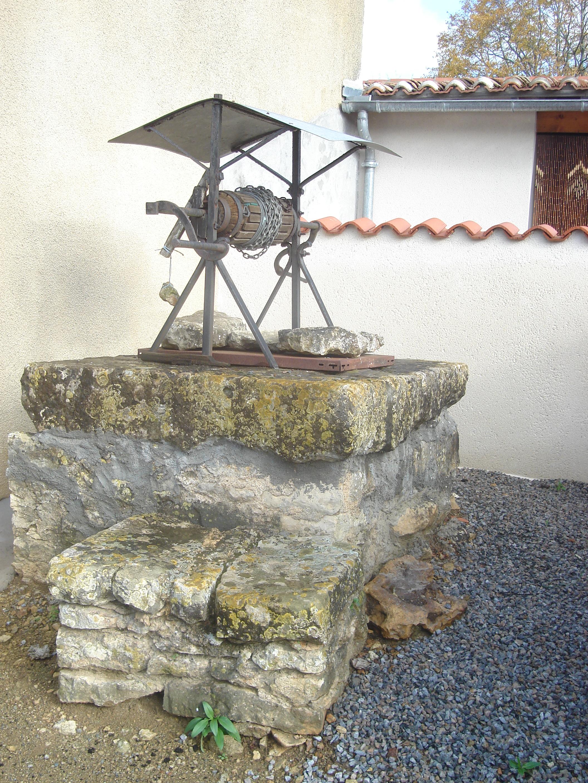 puits, rue du bas chemin